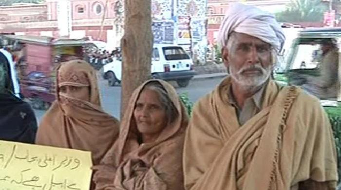 Elderly couple tortured by Multan police seek justice