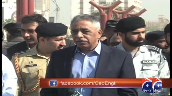 Zubair blames Sindh govt for delay in Karachi's Green Line bus project