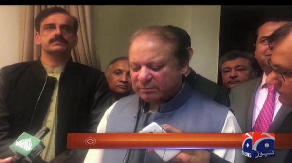 Nawaz Sharif lashes out at PTI, PPP for being anti-democratic