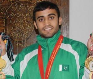 Pakistan's karate champion seeks government support