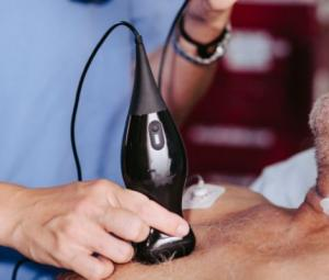 Ultrasound smartphone gadget helped a doctor diagnose his own cancer