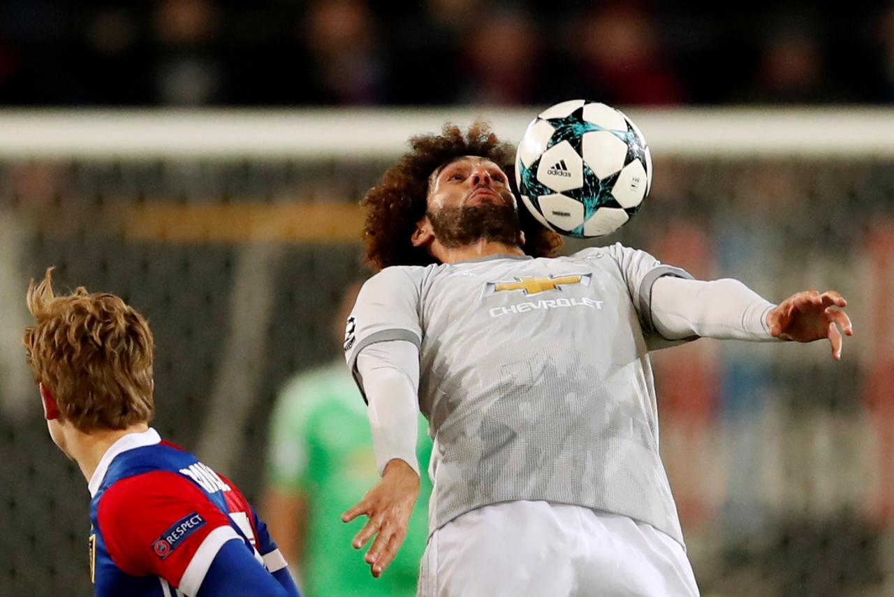 Jose Mourinho: 'No complaints over Basel playing surface'