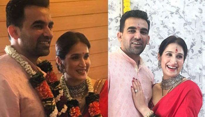 Zaheer Khan, Sagarika Ghatge get married