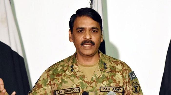 Army to act upon govt decision on Islamabad sit-in: DG ISPR