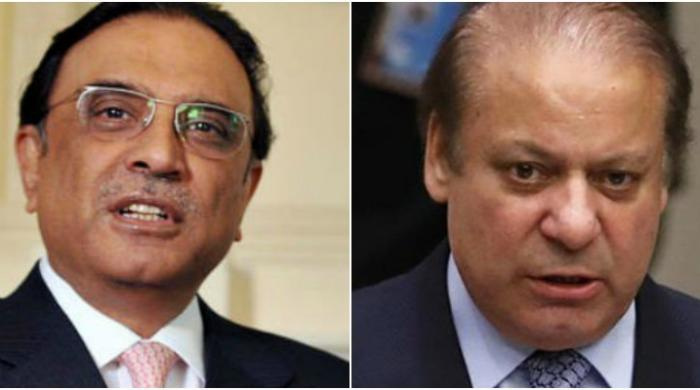 Fourth time not the charm: Zardari refuses to meet Nawaz Sharif again