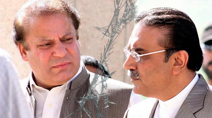 Fourth time's not the charm: Zardari refuses to meet Nawaz Sharif again