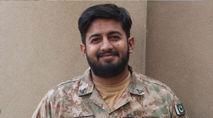 Martyred army major to be buried with full military honours