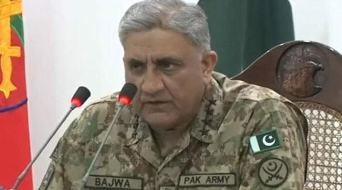 COAS chairs high-level meeting to launch 'Khushhal Balochistan' initiative