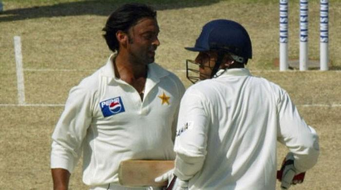 Fire meets ice: Shoaib Akhtar, Sehwag to resume rivalry in Switzerland
