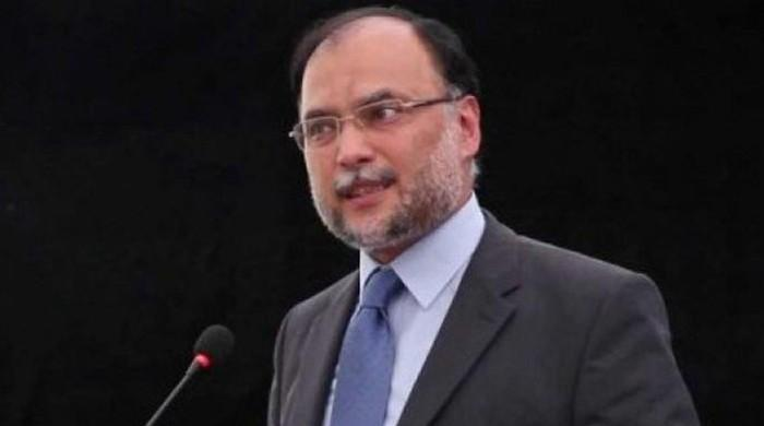 India using Afghan war against Pakistan, says Ahsan Iqbal