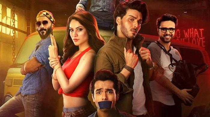 Ahsan Khan-starrer Chupan Chupai promises to be a laugh riot