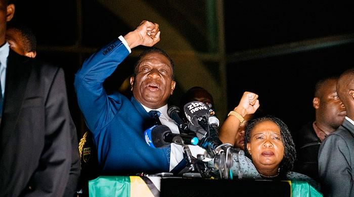 Zimbabwe's next leader prepares to take power Friday