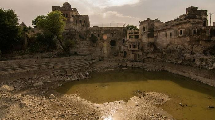 There will be no compromise on Katas Raj temple, observes SC