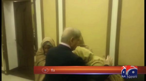 Shehbaz terminates four policemen for torturing elderly couple