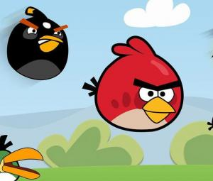 Flat profit gives Angry Birds maker's shares the blues