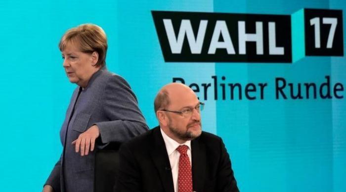 German Social Democrats under pressure to form grand coalition