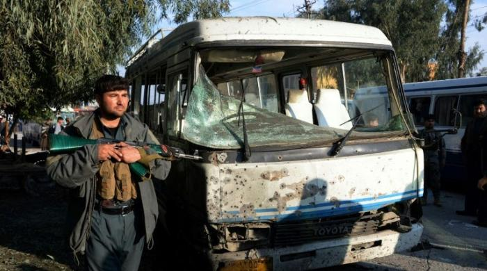 Suicide attack kills at least eight in Afghanistan's east