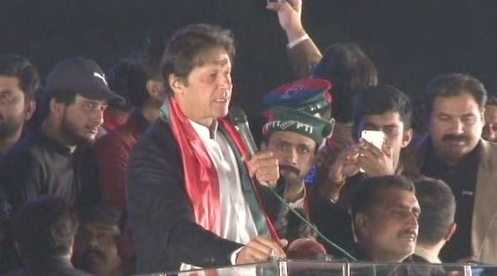 Nawaz's ideology is corruption, says Imran