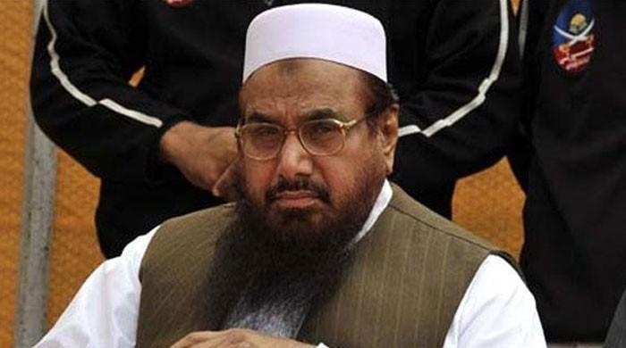 US calls on Pakistan to arrest recently released Hafiz Saeed