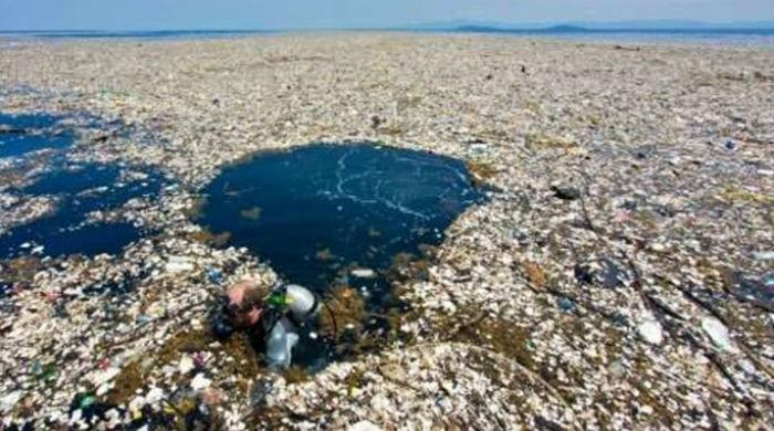 'Trash islands' off Central America indicate ocean pollution problem