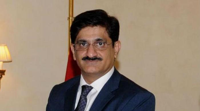 Do not see PTI as a threat in Sindh, says Murad Ali Shah
