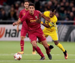 Villarreal and Nice head into Europa League knockout round