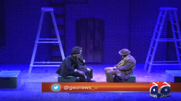 The 39 Steps Opens at Karachi Arts Council