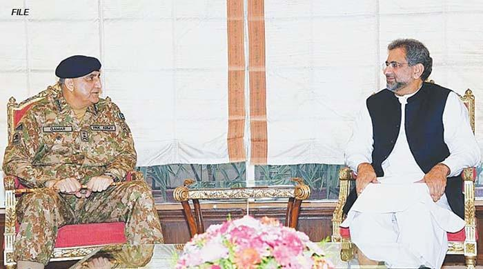 PM, COAS agree to not use force to disperse Islamabad protesters