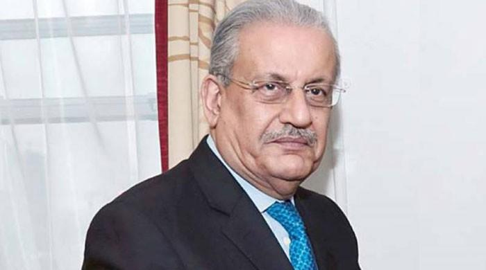 PM should have stayed in country due to security situation: Rabbani