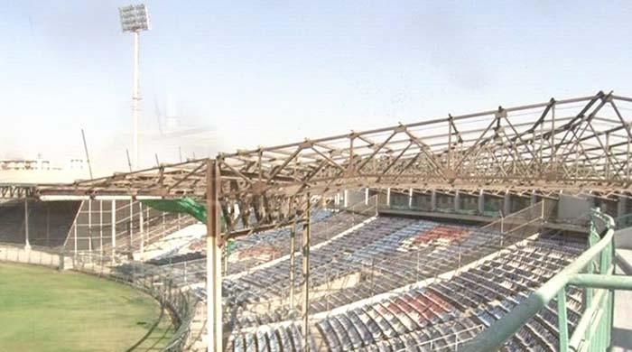 Will Karachi's National Stadium be ready for PSL3 final?