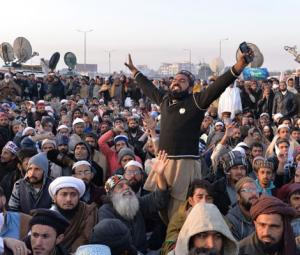 The surrender at Faizabad