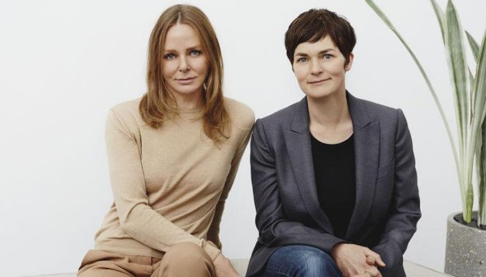 Stella McCartney and Ellen MacArthur call for fashion sustainability