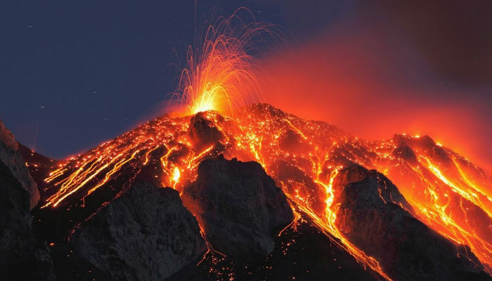 Volcano Super-Eruptions: How Long Before The Next One Wipes Out Civilization?