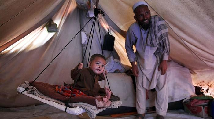 Almost home: Pakistani refugees in Afghanistan return