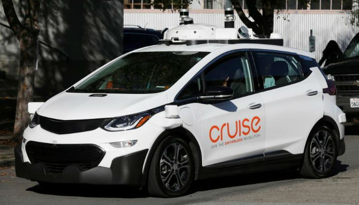 GM Planning Autonomous Ride-Sharing Platform For 2019