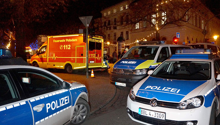 Explosive Device Defused at Christmas Market in Germany