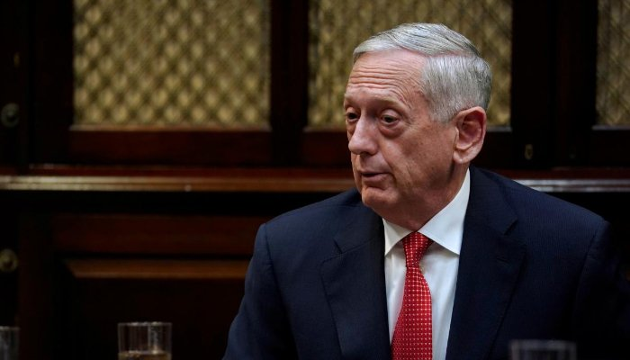 US Defence Secy Mattis to visit Pak next week