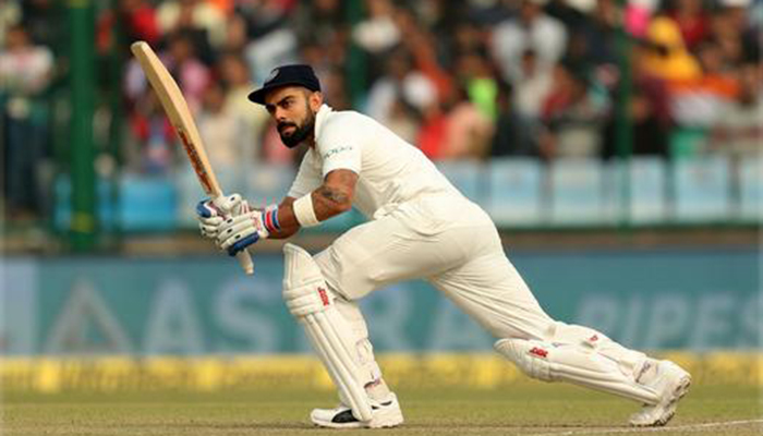 India vs Sri Lanka, 3rd Test, Day 1 at Delhi