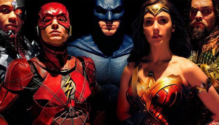 Justice League Box Office Disappointment Leads to DC Films Reorg