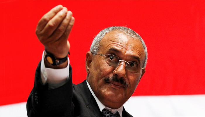 Yemen's strongman ex-president killed as battle rages in capital
