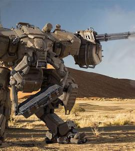 Autonomous military robots: The future of warfare?