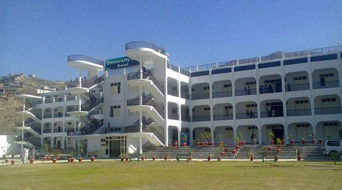 University of Swat still awaiting its promised campus