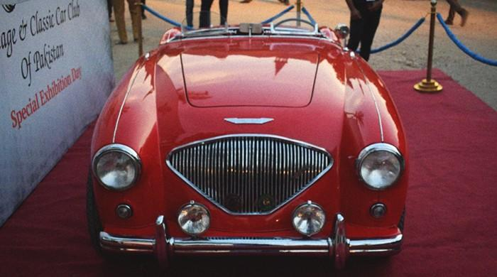 IN PICTURES: Car-Nival 2017 delights automobile enthusiasts with vintage beauties
