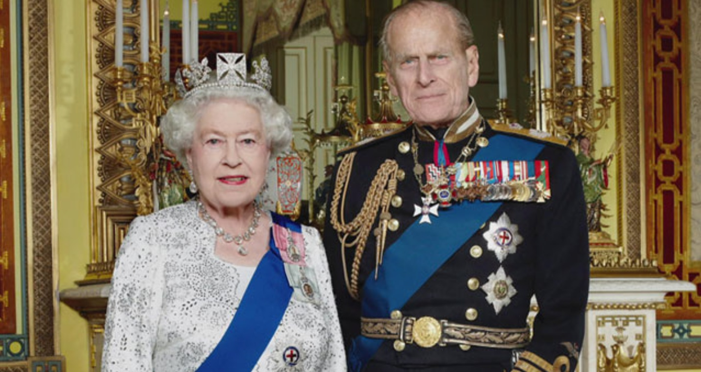 Queen of Great Britain. The Royal Family 73