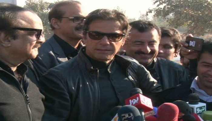 N's ouster can lead Pakistan to prosperity: Imran Khan