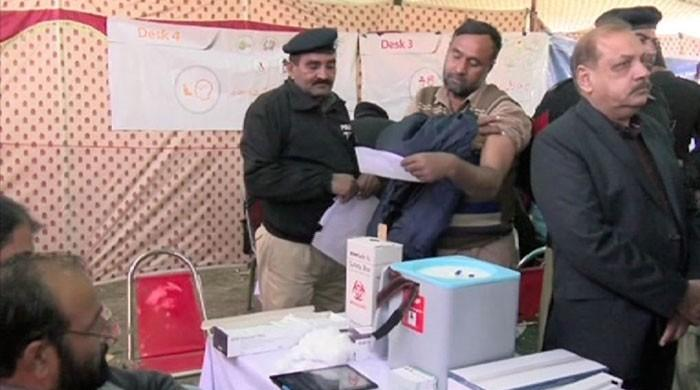 One-th   ird of Multan police found to be unhealthy