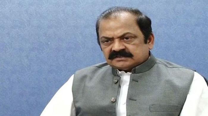 Rana Sanaullah shuns demand for Shehbaz's resignation