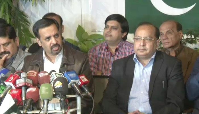 Former MQM-Pakistan member joins PSP