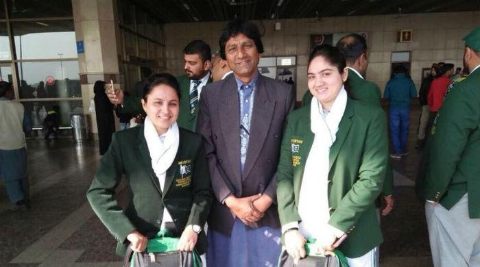 Clean sweep for Pakistani women at powerlifting competition