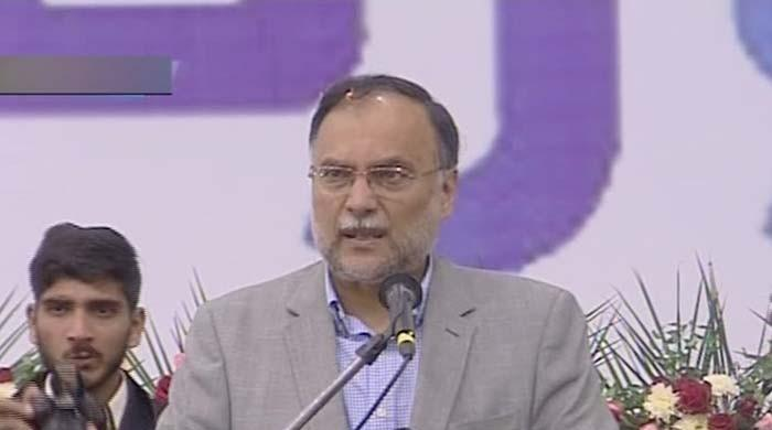 Terrorism curtailed to large extent: Ahsan Iqbal